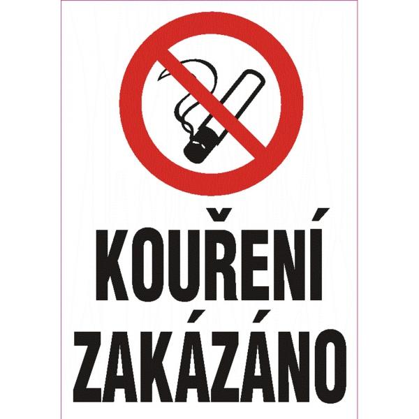 zakázáno x hodnocen kouření