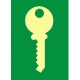 klíč ( k únikovému východu )