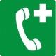 PRVNÍ POMOC - TELEFON