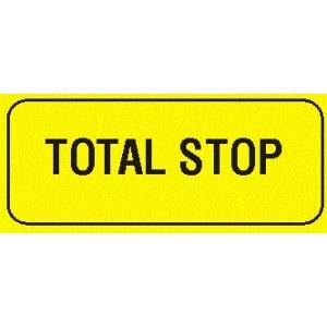TOTAL STOP