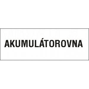 AKUMULÁTOROVNA