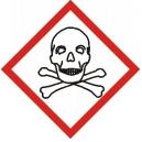 SYMBOL GHS - TOXICKÉ
